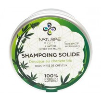 shampoing solide douceur au chanvre bio NATURAE BIOTY Accueil